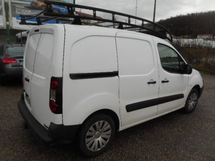 Fourgon Citroen Berlingo Fourgon tolé HDI 100  - 3