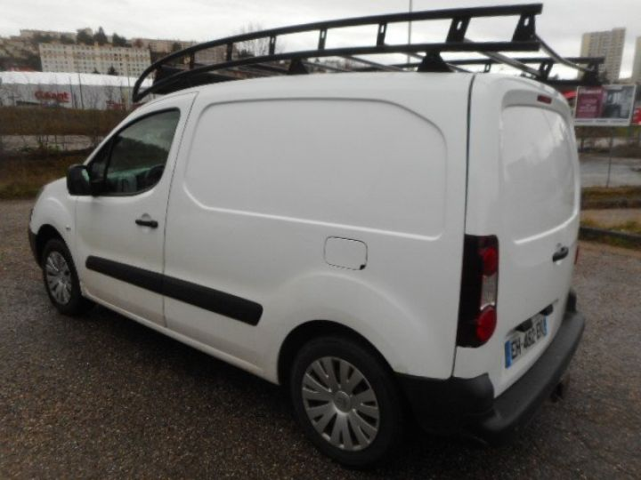 Fourgon Citroen Berlingo Fourgon tolé HDI 100  - 4