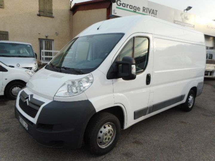 Fourgon Citroen Jumper Fourgon tolé L2H2 HDI 110  Occasion - 1