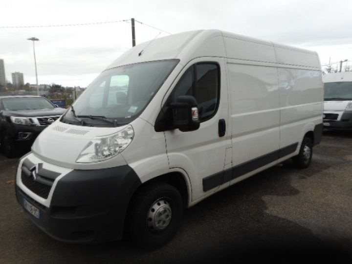 Fourgon Citroen Jumper Fourgon tolé L3H2 HDI 130  - 2