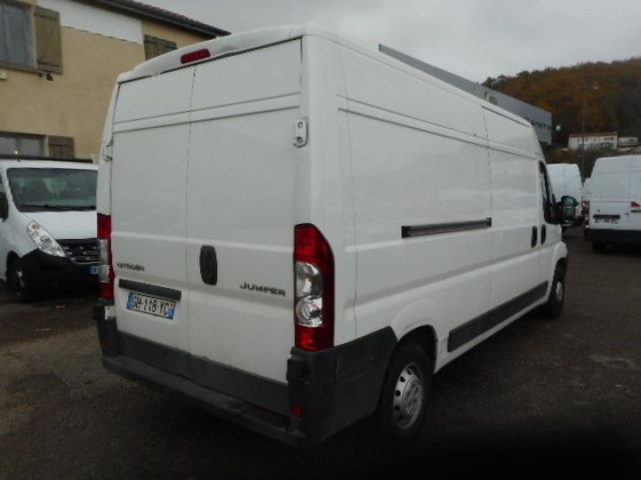 Fourgon Citroen Jumper Fourgon tolé L3H2 HDI 130  - 4