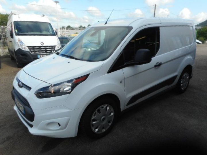 Fourgon Ford Connect Fourgon tolé 1.5 TDCI 100  - 1