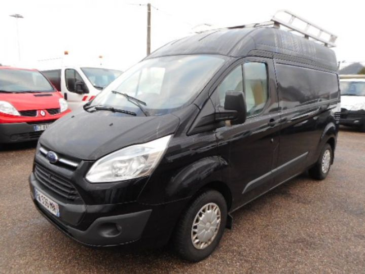 Fourgon Ford Connect Fourgon tolé L2H2 TDCI 155  Occasion - 1