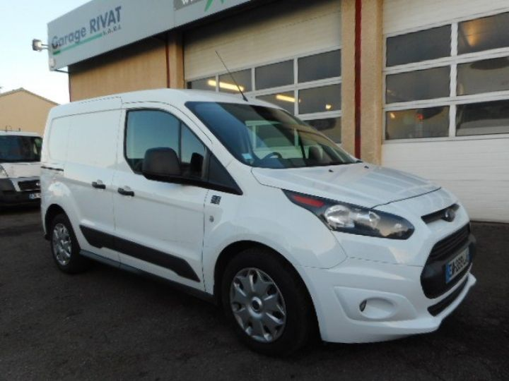 Fourgon Ford Connect Fourgon tolé TD 100  Occasion - 1