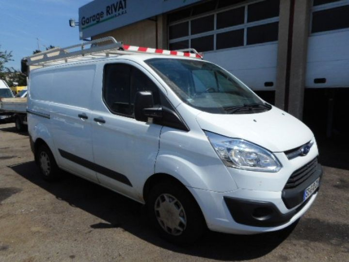 Fourgon Ford Transit Fourgon tolé CUSTOM L1H1 TDCI 125  Occasion - 1