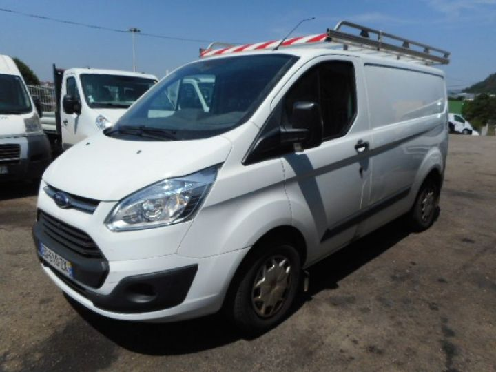 Fourgon Ford Transit Fourgon tolé CUSTOM L1H1 TDCI 125  Occasion - 2