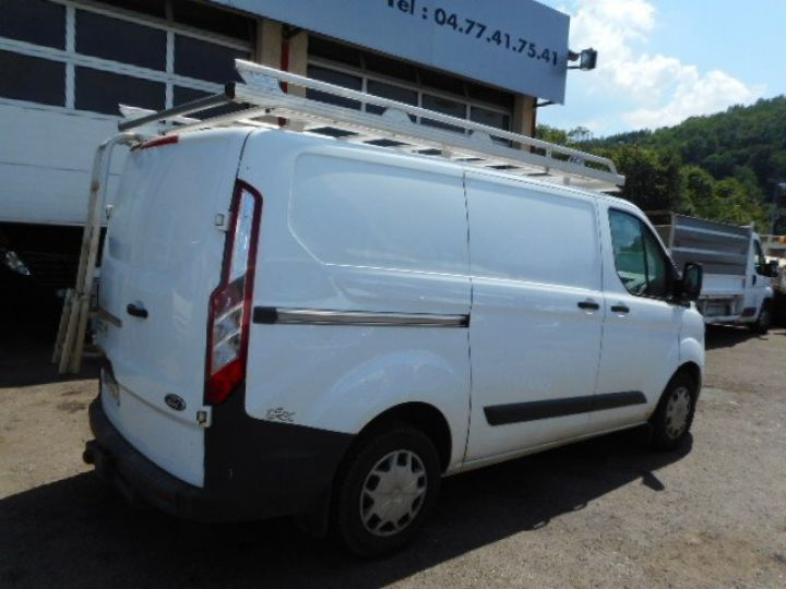 Fourgon Ford Transit Fourgon tolé CUSTOM L1H1 TDCI 125  Occasion - 3