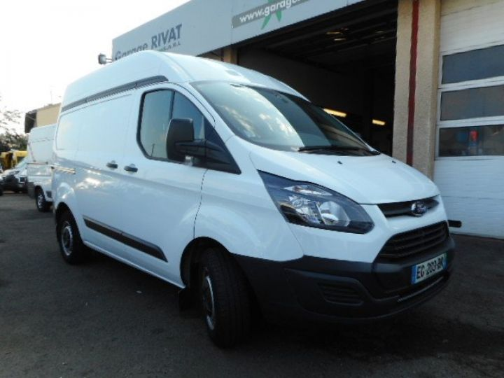 Fourgon Ford Transit Fourgon tolé CUSTOM L1H2 TDCI 105  Occasion - 2