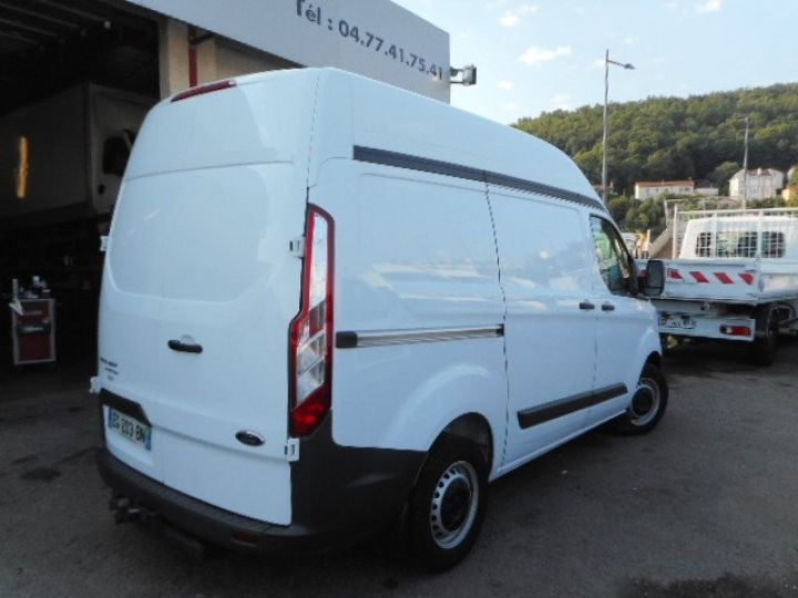 Fourgon Ford Transit Fourgon tolé CUSTOM L1H2 TDCI 105  Occasion - 3