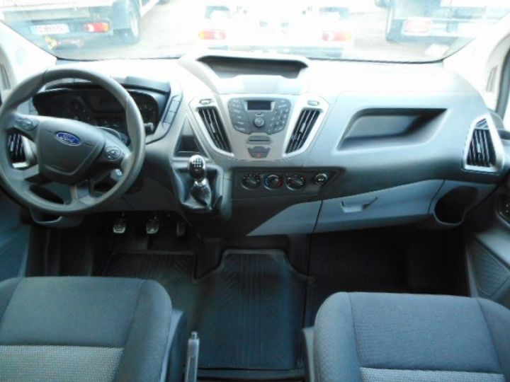 Fourgon Ford Transit Fourgon tolé CUSTOM L1H2 TDCI 105  Occasion - 6