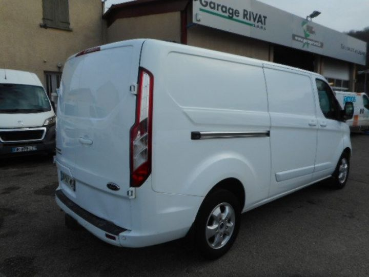 Fourgon Ford Transit Fourgon tolé CUSTOM L2H1 TDCI 155 LIMITED  Occasion - 3