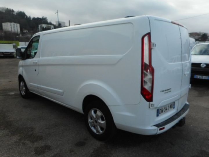 Fourgon Ford Transit Fourgon tolé CUSTOM L2H1 TDCI 155 LIMITED  Occasion - 4