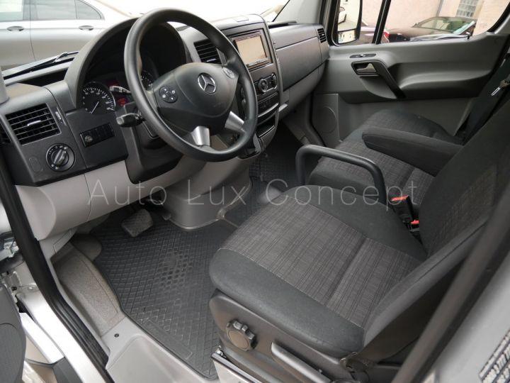 Fourgon Mercedes Sprinter Fourgon tolé 319 BlueTEC Fourgon Compact, Caméra, GPS, Attelage Argent Brillant métallisé - 5