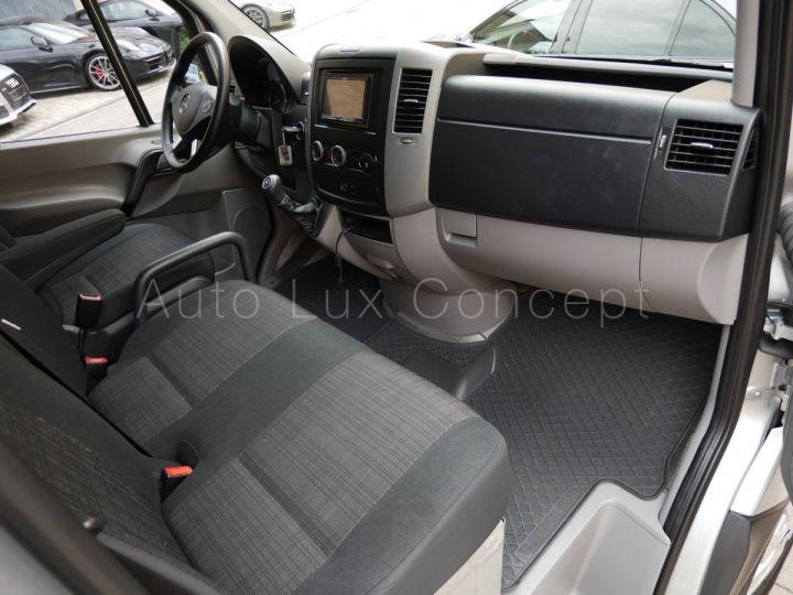 Fourgon Mercedes Sprinter Fourgon tolé 319 BlueTEC Fourgon Compact, Caméra, GPS, Attelage Argent Brillant métallisé - 6