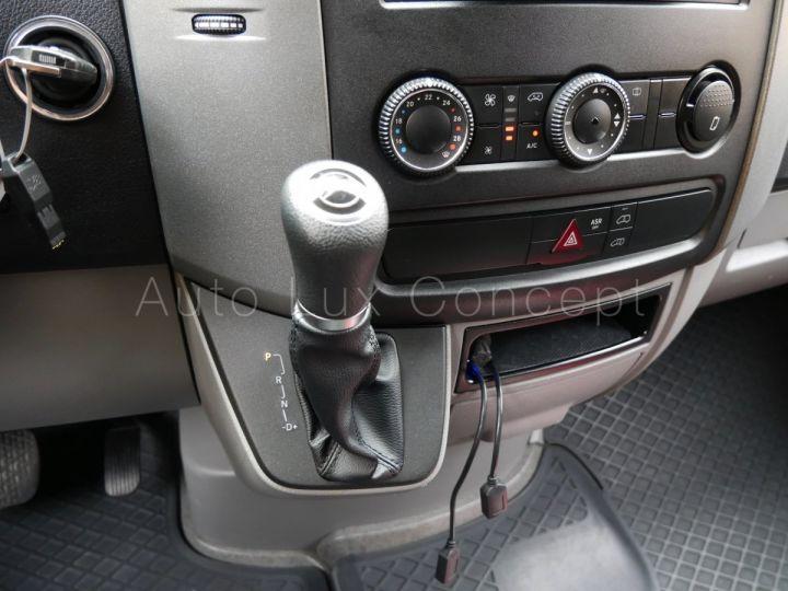 Fourgon Mercedes Sprinter Fourgon tolé 319 BlueTEC Fourgon Compact, Caméra, GPS, Attelage Argent Brillant métallisé - 18