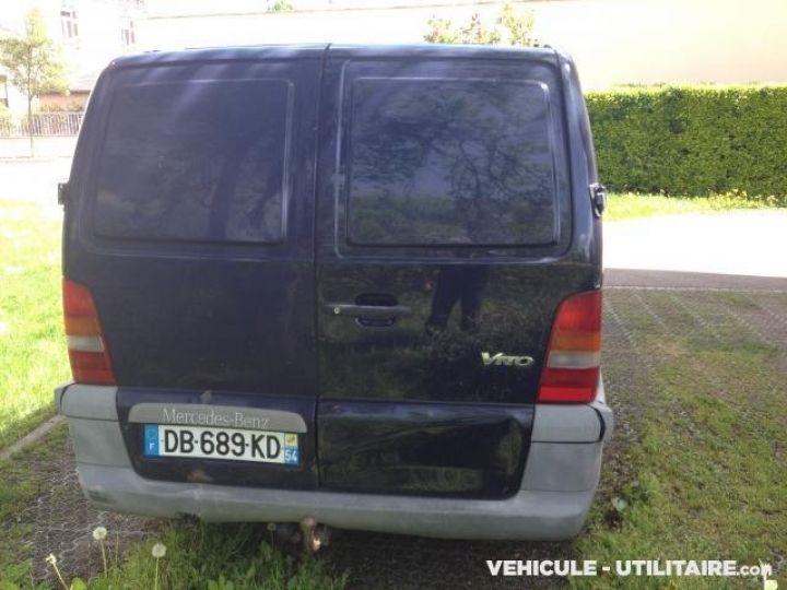 Fourgon Mercedes Vito Fourgon tolé 108 CDI  - 5