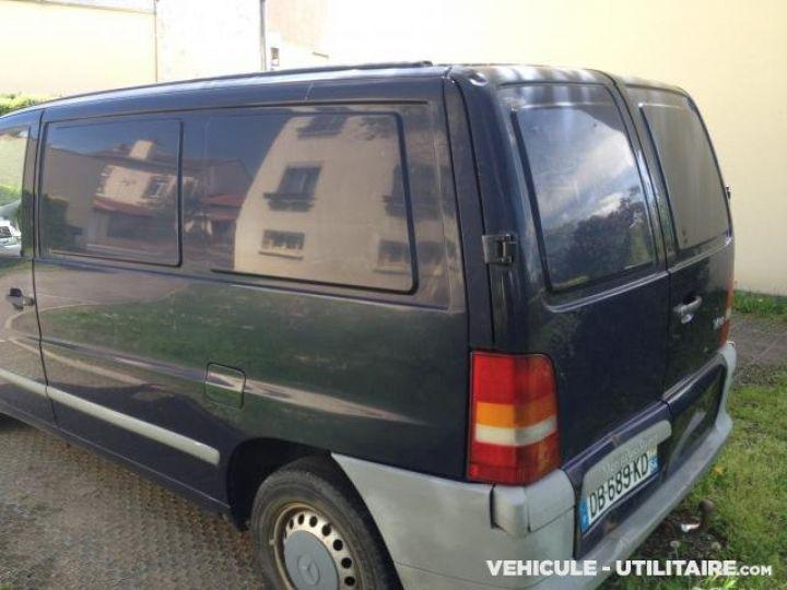 Fourgon Mercedes Vito Fourgon tolé 108 CDI  - 7