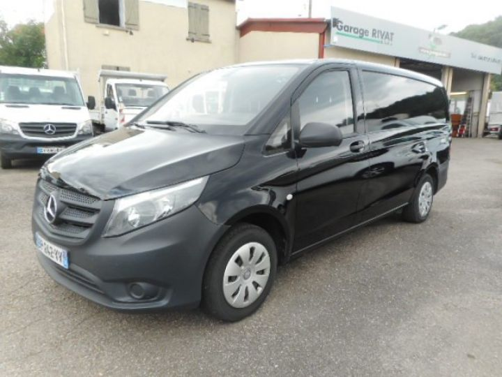 Fourgon Mercedes Vito Fourgon tolé 111 CDI LONG  - 1