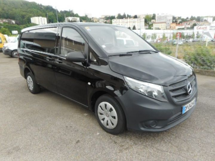 Fourgon Mercedes Vito Fourgon tolé 111 CDI LONG  - 3