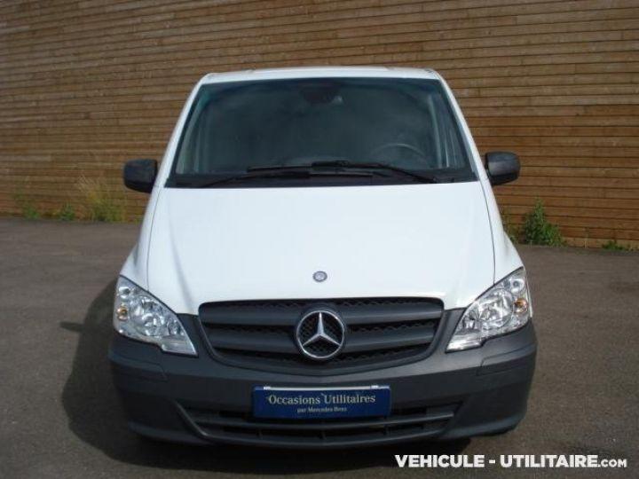 Fourgon Mercedes Vito Fourgon tolé 113CDI LONG  - 3