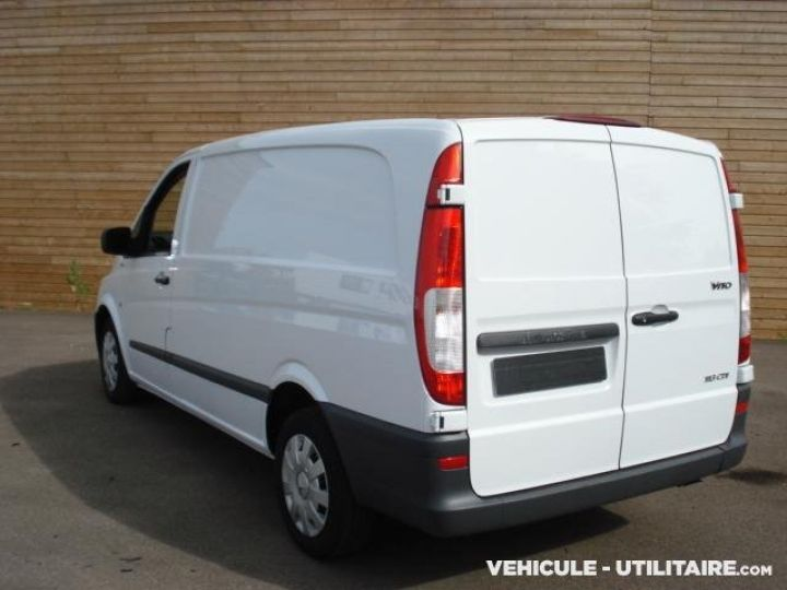 Fourgon Mercedes Vito Fourgon tolé 113CDI LONG  - 5