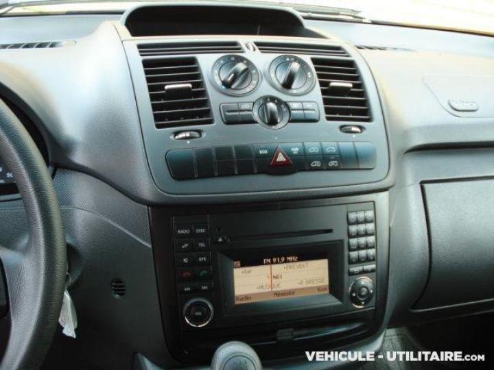 Fourgon Mercedes Vito Fourgon tolé 113CDI LONG  - 8