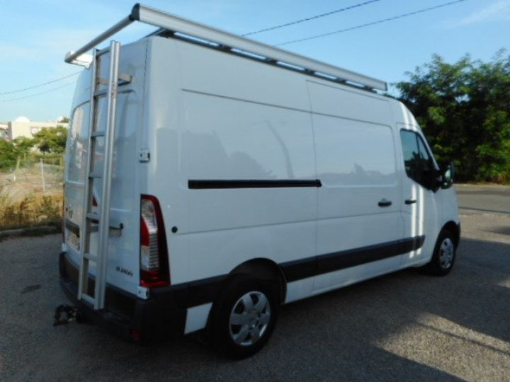 Fourgon Nissan NV400 Fourgon tolé L2H2 DCI 125  Occasion - 3