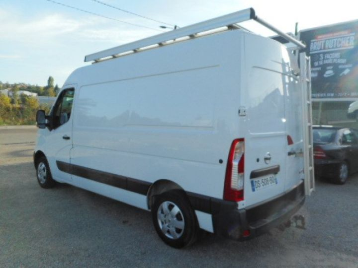 Fourgon Nissan NV400 Fourgon tolé L2H2 DCI 125  Occasion - 4