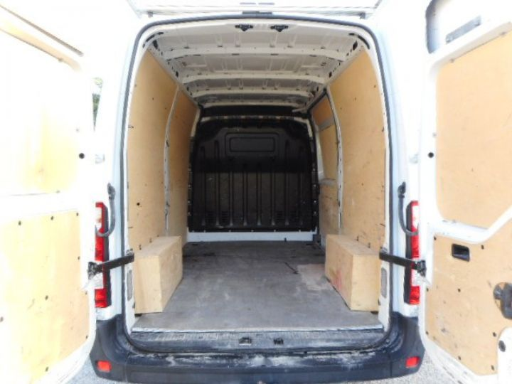 Fourgon Nissan NV400 Fourgon tolé L2H2 DCI 125  Occasion - 5