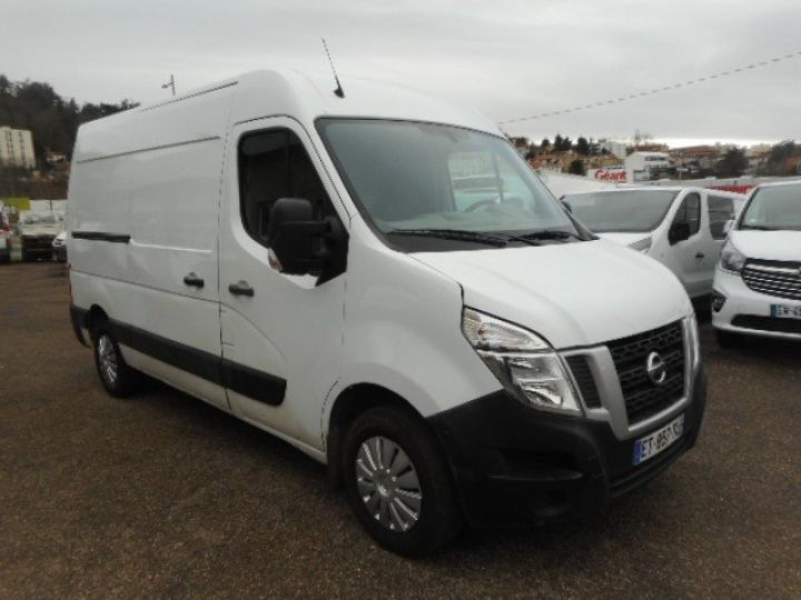 Fourgon Nissan NV400 Fourgon tolé L2H2 DCI 145  - 2
