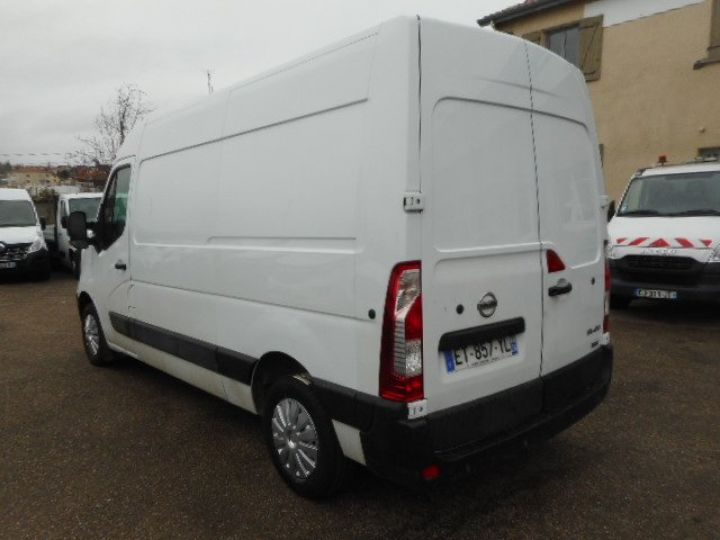 Fourgon Nissan NV400 Fourgon tolé L2H2 DCI 145  - 4