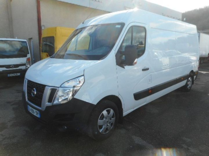Fourgon Nissan NV400 Fourgon tolé L3H2 DCI 135  Occasion - 1
