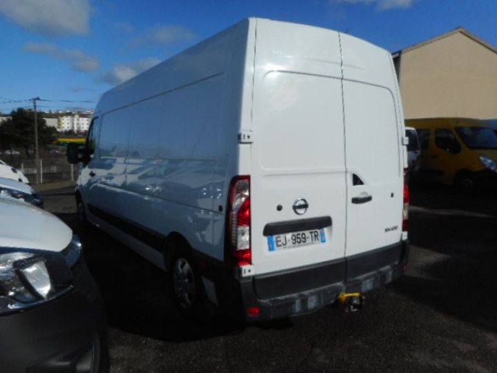 Fourgon Nissan NV400 Fourgon tolé L3H2 DCI 135  Occasion - 4