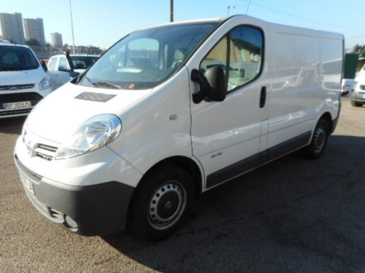 Fourgon Nissan Primastar Fourgon tolé L1H1 DCI 115  Occasion - 1