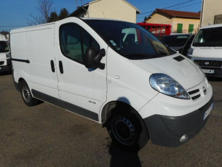 Fourgon Nissan Primastar Fourgon tolé L1H1 DCI 115  Occasion - 2