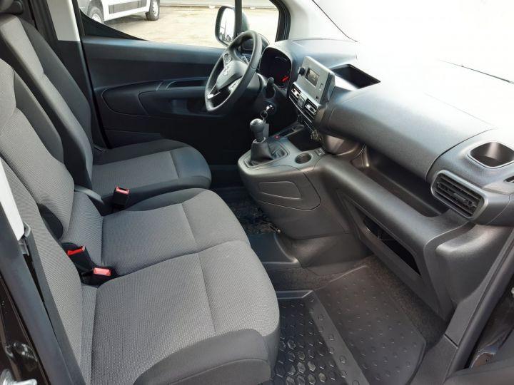 Fourgon Opel Combo Fourgon tolé L1H1 650KG 1.5D 75CH PACK CLIM NOIR - 14