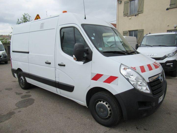 Fourgon Opel Movano Fourgon tolé L2H2 CDTI 125  - 1
