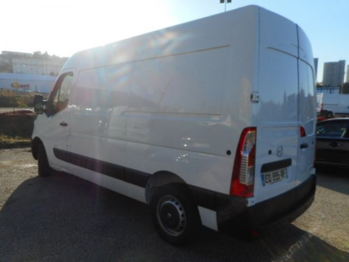 Fourgon Opel Movano Fourgon tolé L2H2 CDTI 145  Occasion - 4