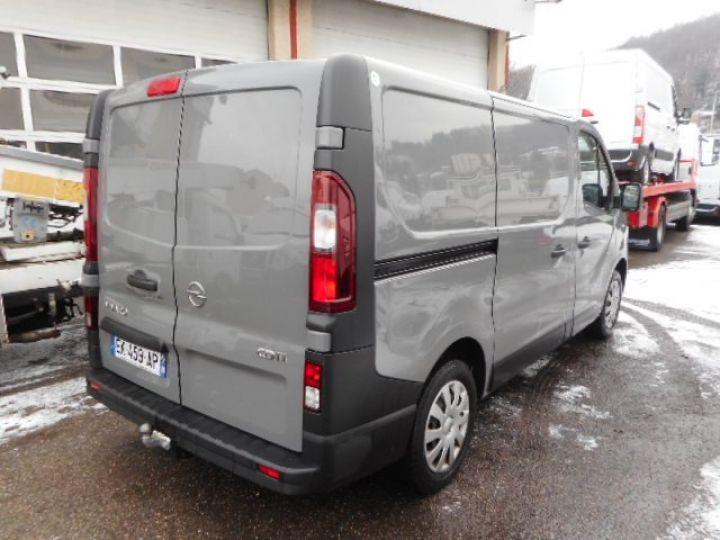 Fourgon Opel Vivaro Fourgon tolé L1H1 CDTI 120  Occasion - 3