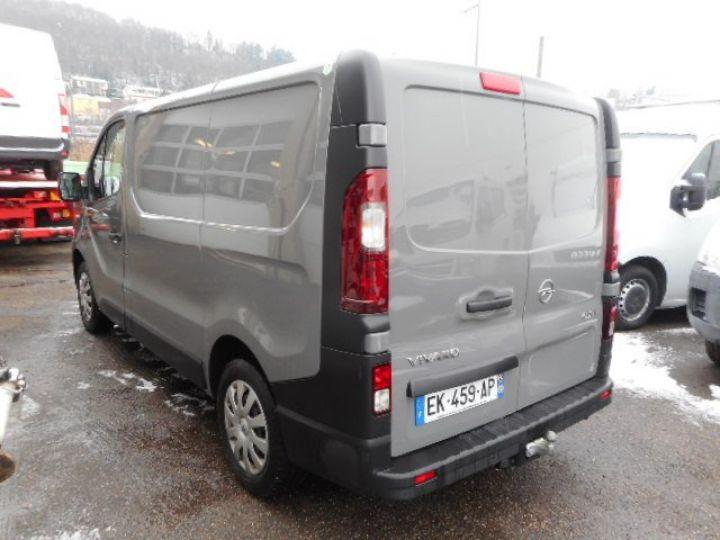 Fourgon Opel Vivaro Fourgon tolé L1H1 CDTI 120  Occasion - 4