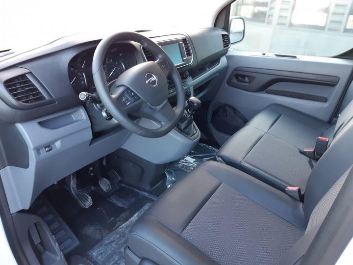 Fourgon Opel Vivaro Fourgon tolé L2 AUGMENTE 2.0D 120CH PACK CLIM BLANC - 8