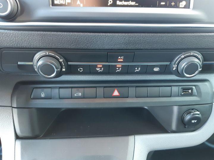 Fourgon Opel Vivaro Fourgon tolé L2 AUGMENTE 2.0D 120CH PACK CLIM BLANC - 11