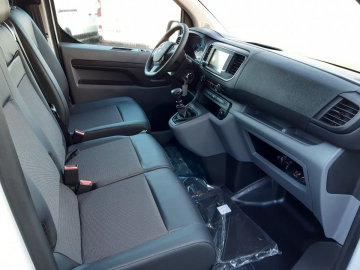 Fourgon Opel Vivaro Fourgon tolé L2 AUGMENTE 2.0D 120CH PACK CLIM BLANC - 13