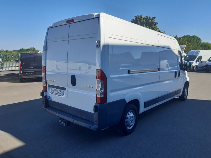 Fourgon Peugeot Boxer Fourgon tolé 335 L3H2 2.2 HDI 130CH PACK CLIM BLANC - 3