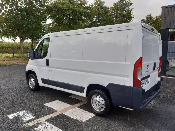 Fourgon Peugeot Boxer Fourgon tolé L1H1 PREMIUM HDI 130CV Pack Premium BLANC - 6