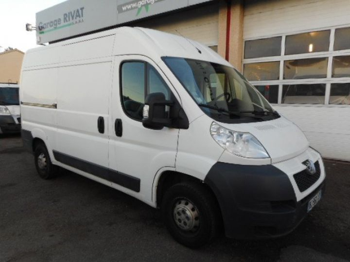 Fourgon Peugeot Boxer Fourgon tolé L2H2 HDI 110  Occasion - 1