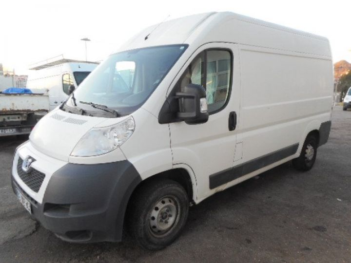 Fourgon Peugeot Boxer Fourgon tolé L2H2 HDI 110  Occasion - 2