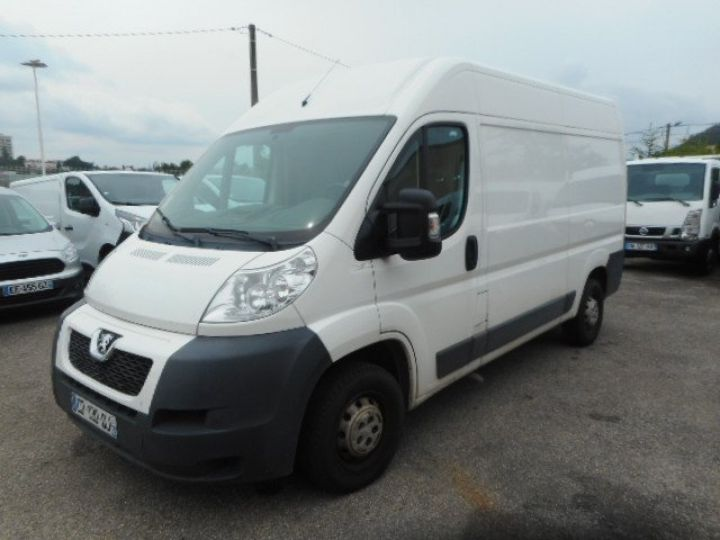 Fourgon Peugeot Boxer Fourgon tolé L2H2 HDI 120  Occasion - 2