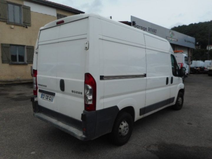 Fourgon Peugeot Boxer Fourgon tolé L2H2 HDI 120  Occasion - 4