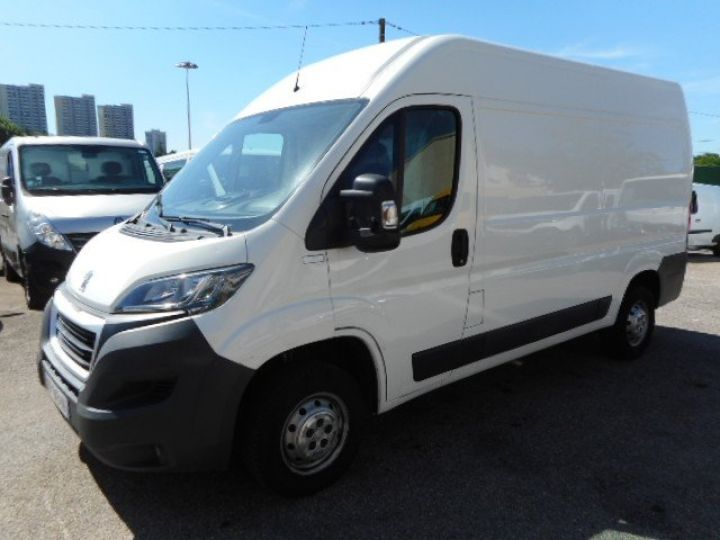 Fourgon Peugeot Boxer Fourgon tolé l2h2 hdi 130  - 2